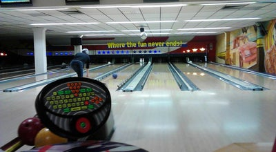 Photo of Bowling Alley Strikee's World of Bowling at Plantage 5, Bremen 28215, Germany
