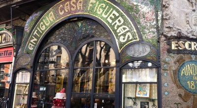 Photo of Dessert Shop Escribà at La Rambla, 83, Barcelona 08024, Spain