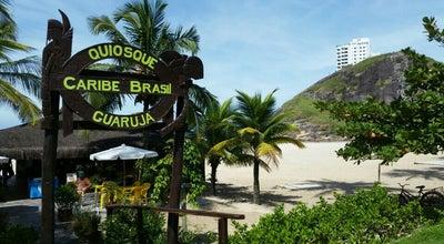 Photo of Beer Garden Quiosque Caribe Brasil at Brazil