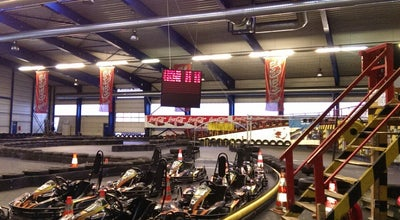 Photo of Racetrack Speed Kartbahn at Graf Zeppelin Str. 20, Landsberg am Lech, Germany