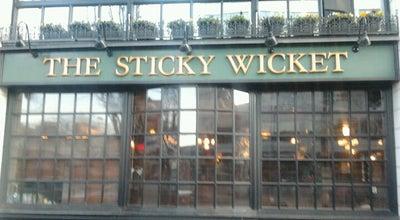 Photo of Sports Bar The Sticky Wicket Pub at 919 Douglas St., Victoria, BC V8W 2C2, Canada