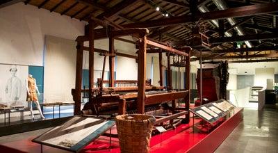 Photo of Art Museum Museo del Tessuto at Via Santa Chiara, 24, Prato 59100, Italy