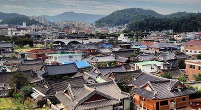 Photo of Trail 한옥마을 둘레길 at 전주시, South Korea