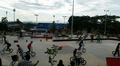 Photo of Trail skate park at Villa Olímpica, Pereira, Colombia