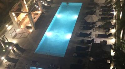 Photo of Pool 1600 Vine Pool & Hot Tub at 1600 Vine St, Hollywood, CA 90028, United States