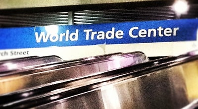 Photo of Monument / Landmark World Trade Center Station (PATH) at Wtc, New York City, NY 10006, United States