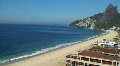 Photo of Hotel Everest Rio Hotel at R. Prudente De Moraes, 1117, Rio de Janeiro 22420-041, Brazil