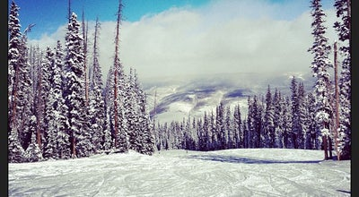 Photo of Ski Area Top Of Beaver Creek Mountain at United States