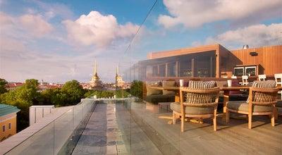 Photo of Hotel Bar Wine Terrace at W St. Petersburg, St. Petersburg 190000, Russia