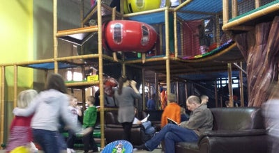 Photo of Playground Cheeky Monkeys' Indoor Playland at 188 Bunting Rd, St Catharines, ON L2M 3Y1, Canada