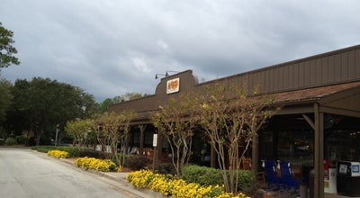 Photo of American Restaurant Cracker Barrel Old Country Store at 4 Kingswood Dr. I-95 & Palm Coast Pkwy., Palm Coast, FL 32137, United States