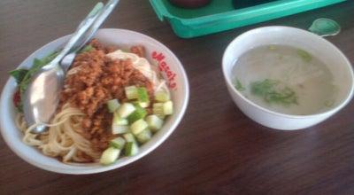 "Photo of Ramen / Noodle House Mie Pangsit Ayam ""77"" at Jl. Pulau Legundi, Sukarame, Bandar Lampung 35131, Indonesia"