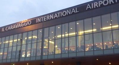 """Photo of Airport Aeroporto di Orio al Serio """"Il Caravaggio"""" (BGY) at Via Aeroporto 13, Orio al Serio 24050, Italy"""
