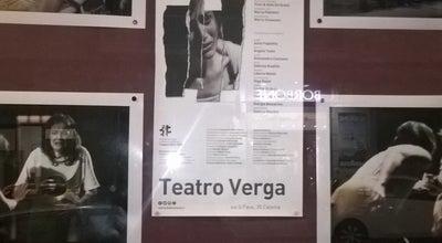 Photo of Theater Teatro Stabile Catania - Verga at Via Giuseppe Fava 35, Catania, Italy