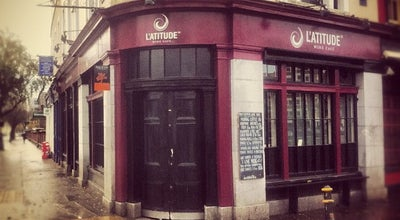 Photo of Wine Bar L'Atitude 51 at Union Quay, Cork, Ireland