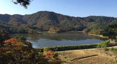 Photo of Lake 大山下池 at 大山, 鶴岡市, Japan