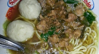 "Photo of Food Truck Bakso ""Junior"" at Btn Sanggulan, Tabanan, Bali, Indonesia"