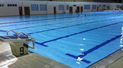 Photo of Pool Pusat Aquatik Kompleks Sukan Hang Jebat at Krubong, Malacca Town, Malaysia