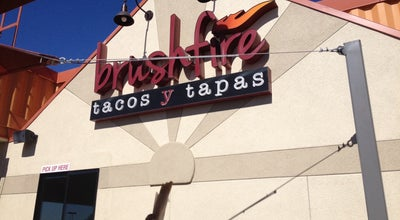 Photo of Mexican Restaurant Brushfire Tacos y Tapas at 8395 W Thunderbird Rd, Peoria, AZ 85381, United States