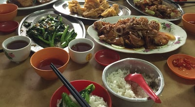Photo of Chinese Restaurant Restoran Peng Nam (评男酒楼) at 43 Jalan Welman, Rawang 48000, Malaysia