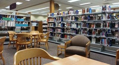 Photo of Library Oak Harbor Library, Sno-Isle Libraries at 1000 Se Regatta Dr, Oak Harbor, WA 98277, United States