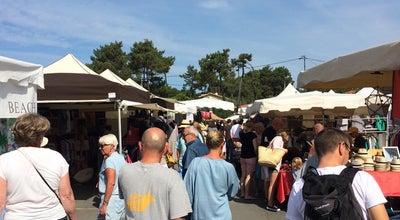 Photo of Market Marché du Cap Ferret at France