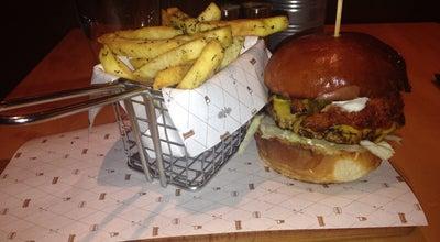 Photo of Burger Joint Burger Van Bistro at 4 George Vraca, Bucuresti, Romania