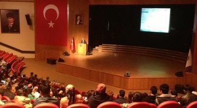 Photo of Concert Hall Atatürk Üniversitesi Oditoryum at Ataturk Universitesi, Erzurum, Turkey