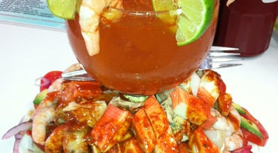 Photo of Seafood Restaurant Mariscos Pepe's at Adolfo López Mateos 1460, Irapuato 36550, Mexico