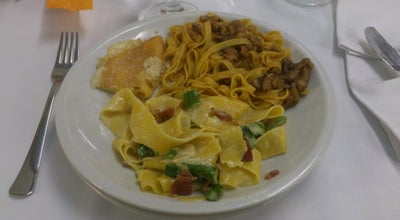 Photo of Italian Restaurant Da Enzo at Via Coltellini, 17, Modena 41121, Italy