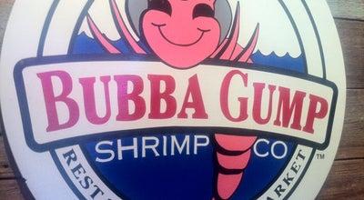 Photo of Seafood Restaurant Bubba Gump Shrimp Company at 1501 Broadway, New York, NY 10036, United States