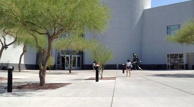Photo of Library Sahara West Library at 9600 W Sahara Ave, Las Vegas, NV 89117, United States