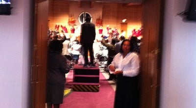 Photo of Church Apostolic Faith Church at 3823 S Indiana Ave, Chicago, IL 60653, United States
