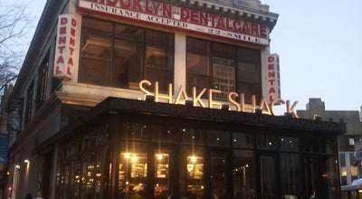 Photo of Burger Joint Shake Shack at 409 Fulton Street, Brooklyn, NY 11201, United States