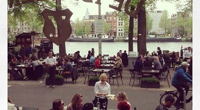 Photo of Cafe De Ysbreeker at Weesperzijde 23, Amsterdam 1091 EC, Netherlands