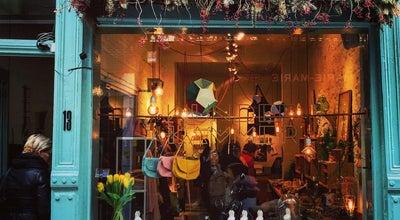 Photo of Gift Shop Wunderkammer at Steenhouwersvest 13, Antwerp 2000, Belgium