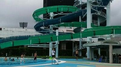 Photo of Pool 長崎市民総合プール at 松山町2-2, 長崎市 852-8118, Japan
