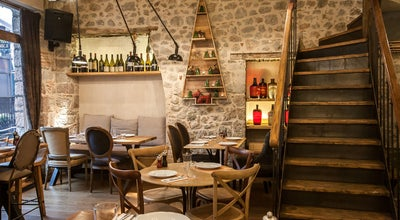 Photo of French Restaurant Le Sapin at Papaioannou Square, Arachova 320 04, Greece