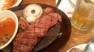 Photo of Steakhouse 빕스 (VIPS) at 시청로 41, 원주시 26383, South Korea