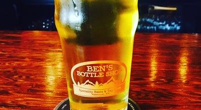Photo of Bar Ben's Bottle Shop at 8052 E Mill Plain Blvd, Vancouver, WA 98664, United States