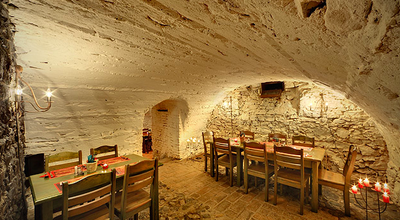 Photo of Italian Restaurant Pizzerie Latrán at Latrán 37, Český Krumlov 381 01, Czech Republic