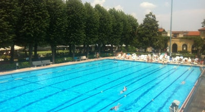 Photo of Pool Canottieri Milano at Alzaia Naviglio Grande 160, Milano 20144, Italy