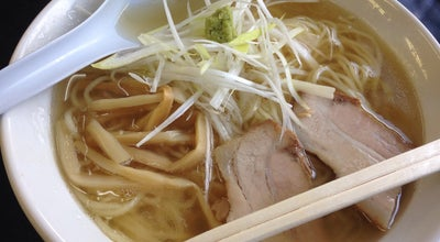 Photo of Food あじ庵食堂 at 清水が丘一丁目11, 喜多方市, Japan