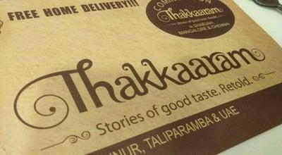 Photo of Comfort Food Restaurant Thakkaram at Naaz Tower, Pulimood Junction 695001, India