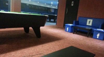 Photo of Pool Hall Facebook Café & Billards at Morocco