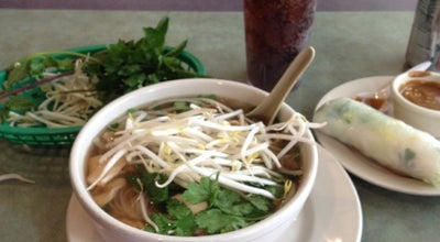 Photo of Vietnamese Restaurant Pho Hien Vuong at 4109 Spring Garden St, Greensboro, NC 27407, United States