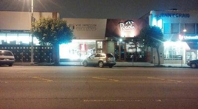 Photo of French Restaurant Rigolo Cafe at 3465 California St, San Francisco, CA 94118, United States
