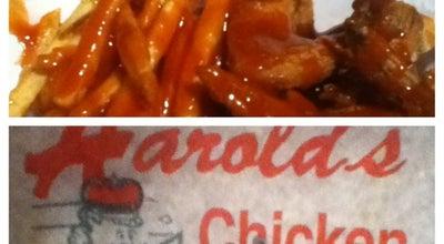 Photo of Fried Chicken Joint Harold's Chicken & Ice Bar at 349 Edgewood Ave Ne, Atlanta, GA 30312, United States