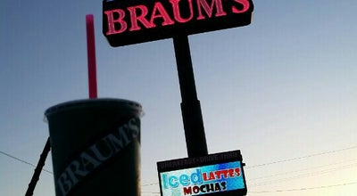 Photo of Ice Cream Shop Braum's Ice Cream & Dairy Stores at 323 E Main St, Weatherford, OK 73096, United States