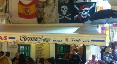 Photo of Italian Restaurant Pinocho Pizzeria at C/. D'enmig No 16-18, Ibiza, Balearic Islands, Spain